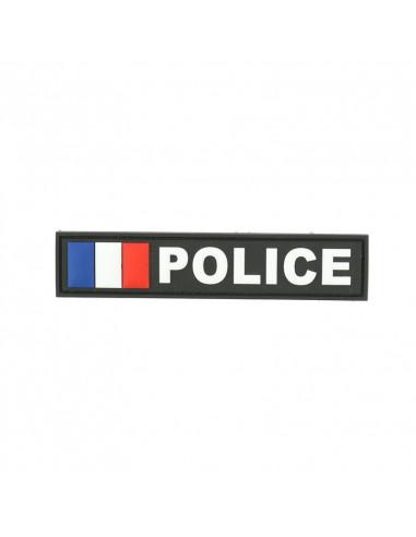 BANDE PATRO PVC POLICE NOIR BBR